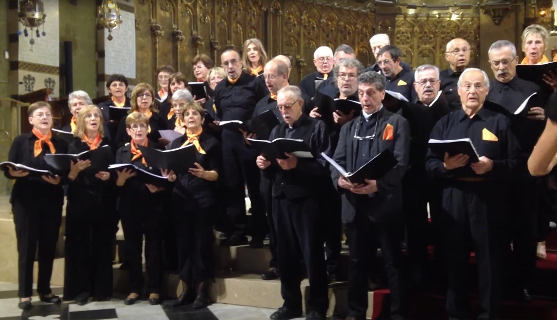 Chorale Les Escoussières